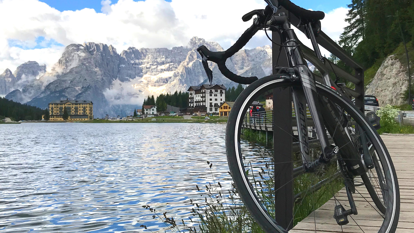 Road Bike Rentals in Lake Como, Italy | Livelo